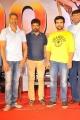 Jagapathi Babu, Sukumar, Ram Charan @ Rangasthalam Thank You Meet Stills