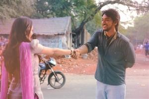 Sana Makbul, Gautham Karthik in Rangoon Movie Stills