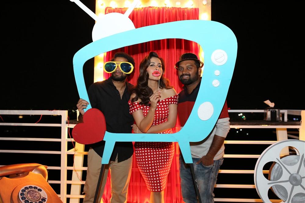 Actress Rashi Khanna Birthday 2018 Celebration Stills