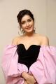 Actress Rashi Khanna Cute Images @ Prati Roju Pandage 2nd Song Launch