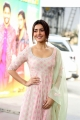 Actress Raashi Khanna New Pics @ Venky Mama Success Meet