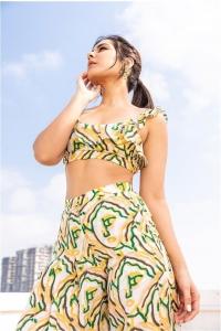 Actress Raashi Khanna Recent Photoshoot Stills