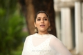 Anthaku Minchi Actress Rashmi Gautam Cute Stills in White Churidar