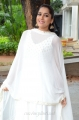 Actress Rashmi Gautam Cute Stills in White Churidar