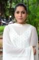 Actress Rashmi Gautam Stills in White Churidar