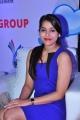 Actress Rashmi Gautham Hot in Blue Mini Dress Pics