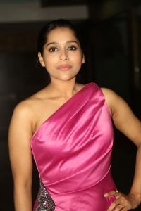 Actress Rashmi Gautam Stills @ Savithri Audio Release