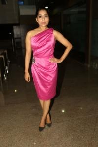 Actress Rashmi Gautam Stills @ Savithri Audio Launch