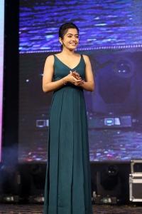 Actress Rashmika Mandanna Pictures @ Bheeshma Pre Release Function