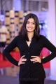 Actress Rashmika Mandanna Stills @ Mirchi Music Awards South 2018