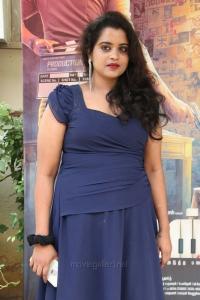 Actress Suzane George @ Ratchasan Success Meet Stills