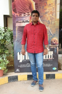Producer G Dilli Babu @ Ratchasan Success Meet Stills