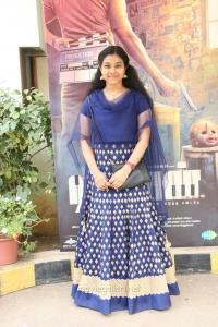 Actress Vinodhini  @ Ratchasan Success Meet Stills