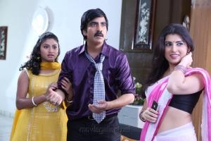 Ravi Teja, Archana Veda in Balupu Telugu Movie Stills