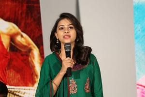 Sri Divya @ Rayudu Movie Team Meet Stills