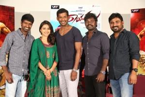 Rayudu Movie Team Meet Stills