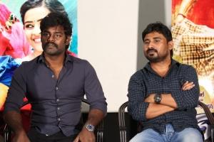 Actor RK Suresh @ Rayudu Movie Team Meet Stills