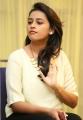 Actress Sri Divya @ Rayudu Press Meet Stills