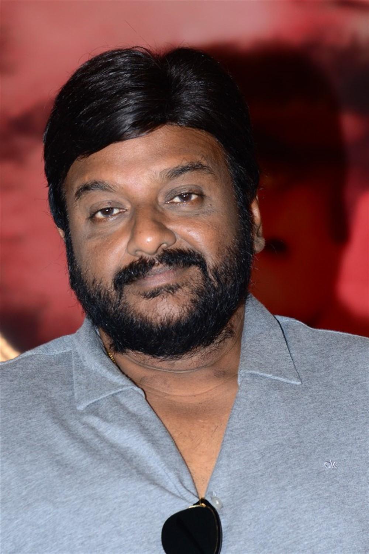 VV Vinayak @ RDX Love Movie Trailer Launch Stills
