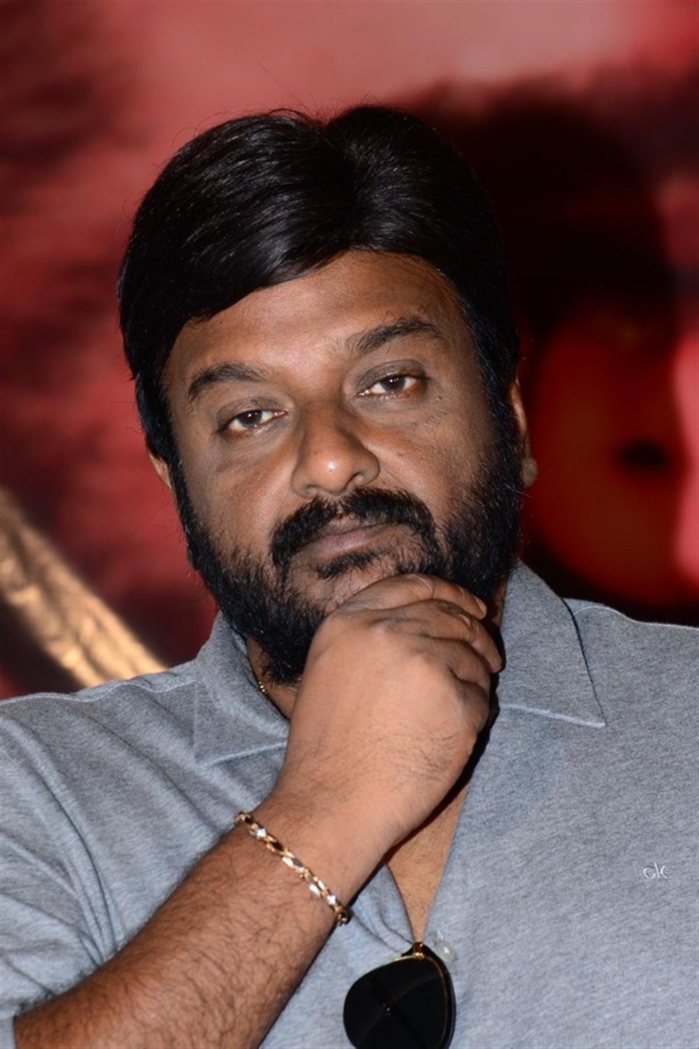 VV Vinayak @ RDX Love Movie Trailer Launch Stills