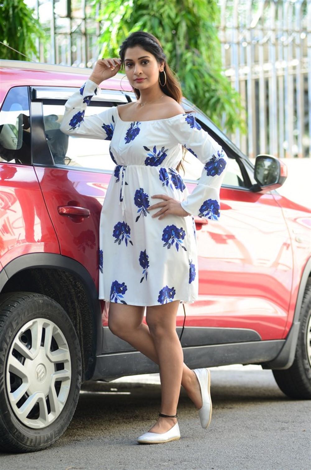 Actress Payal Rajput @ RDX Love Movie Trailer Launch Stills