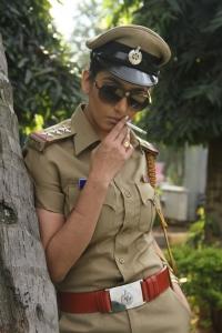 Actress Ragini Dwivedi in Real Dandupalyam Telugu Movie Stills