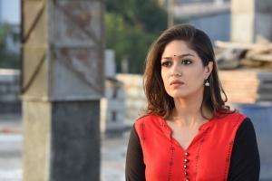 Actress Meghana Raj in Real Dandupalyam Telugu Movie Stills