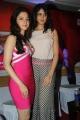 Tamanna, Deeksha Seth at Rebel First Look Trailer Launch Stills