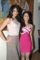 Deeksha Seth, Tamanna at Rebel First Look Trailer Launch Stills