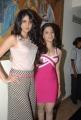 Deeksha Seth, Tamanna at Rebel First Look Teaser Trailer Launch Stills