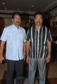 J Bhagawan, J Pulegtetrtla Rao at Rebel First Look Trailer Launch Stills