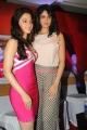 Tamanna, Deeksha Seth at Rebel Movie Trailer Launch Stills