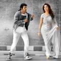 Actor Prabhas & Actress Tamanna in Rebel New Photos