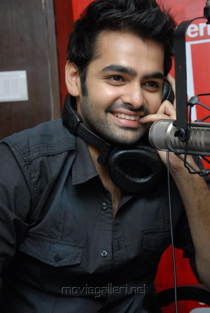 Picture 217916 Telugu Actor Ram Handsome Photos In Black