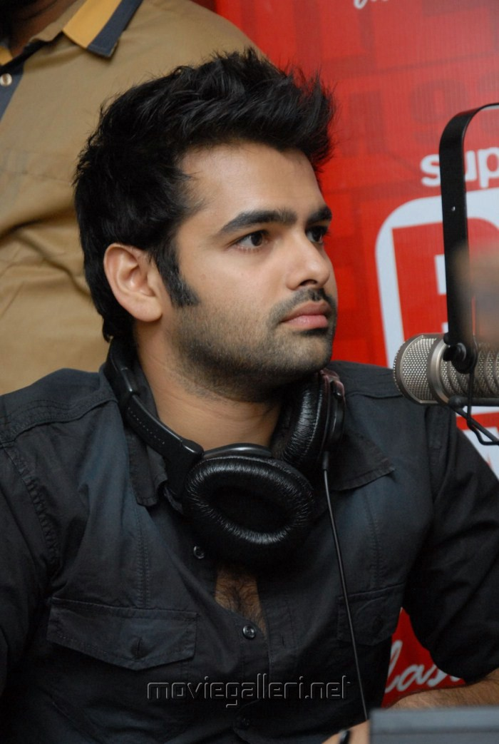 Picture 217924 Actor Ram At Red Fm Stills New Movie
