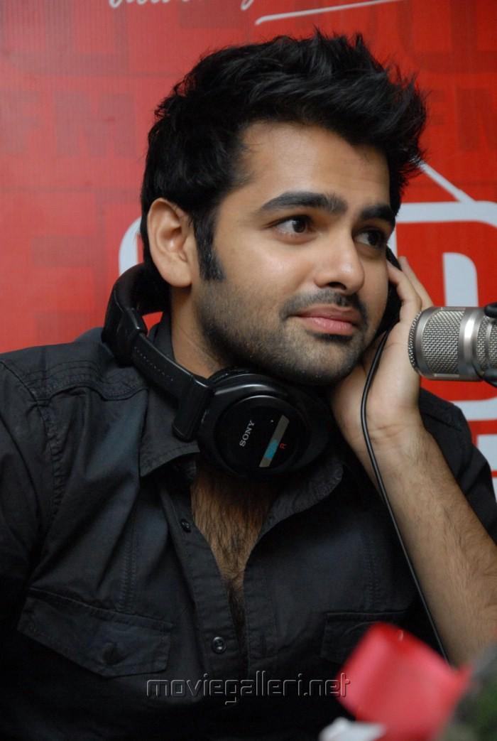 Picture 217925 Telugu Actor Ram Handsome Photos In Black