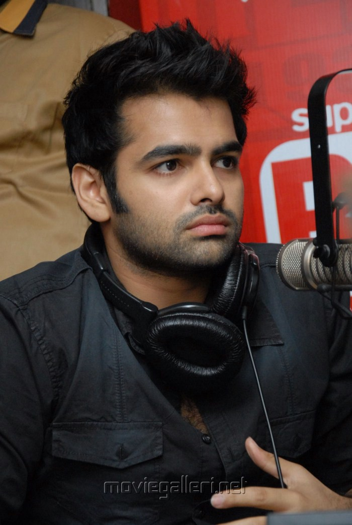 Picture 217927 Actor Ram At Red Fm Stills New Movie