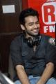 Actor Ram at 93.5 FM in Endukante Premanta Audio Tracks Launch