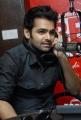 Telugu Actor Ram Handsome Photos in Black Shirt