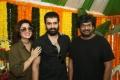 Charmi, Ram, Puri Jagannadh @ RED Movie Opening Stills