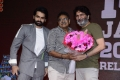 Ram Pothineni, Sravanthi Ravi Kishore, Trivikram Srinivas @ Red Movie Pre Release Event Stills