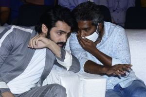 Ram Pothineni, Kishore Tirumala @ Red Movie Pre Release Event Stills