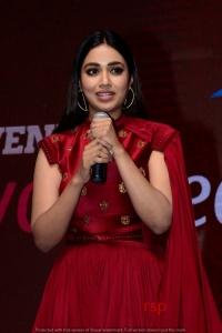 Nivetha Pethuraj @ Red Movie Pre Release Event Stills