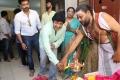 Magizh Thirumeni @ Redhan The Cinema People Production No 2 Pooja Stills