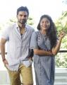 Ashok Selvan, Samyukta Hornad @ Redrum Movie Pooja Stills