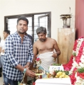 Redrum Tamil Movie Pooja Stills