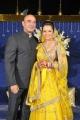 Reema Sen Shiv Karan Singh Reception Photos