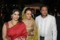 Lissy Priyadarshan at Reema Sen Reception Stills