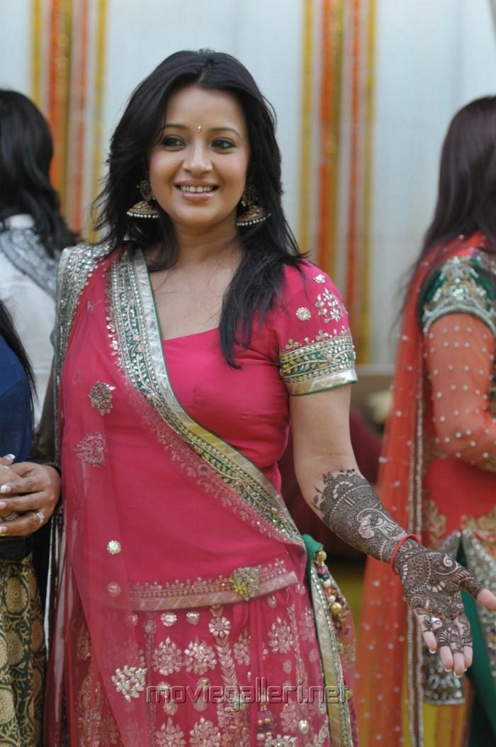 Reema Sen Mehendi Photos