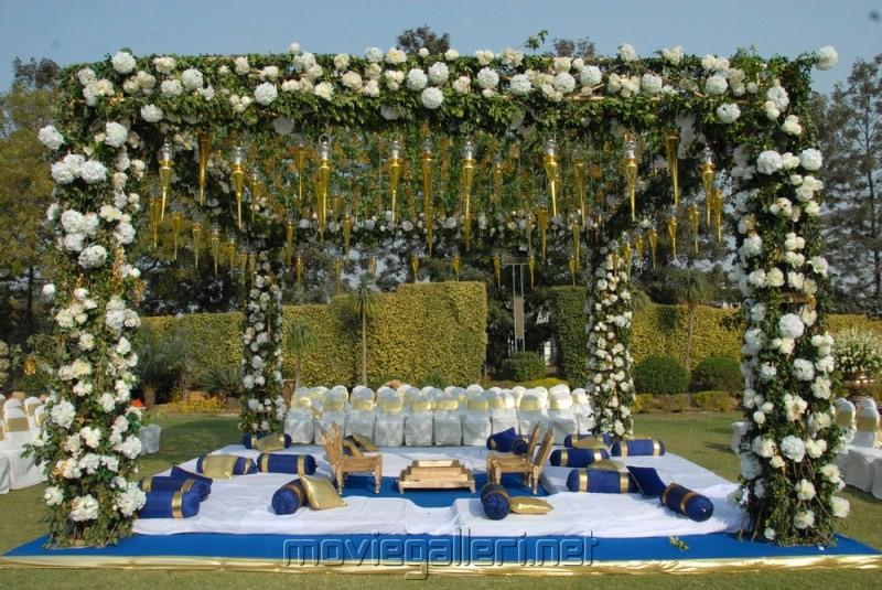 Actress Reema Sen Marriage Photos